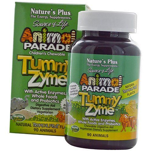 Animal Parade Tummy Zyme Children's