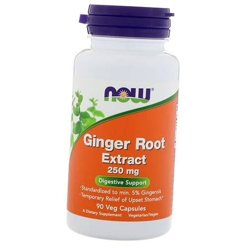 Ginger Root Extract 250