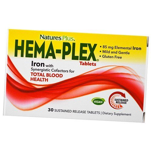 Hema-Plex Sustained