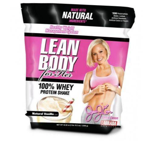 Купить протеїн Lean Body Whey