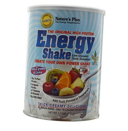 Original High Protein Energy Shake
