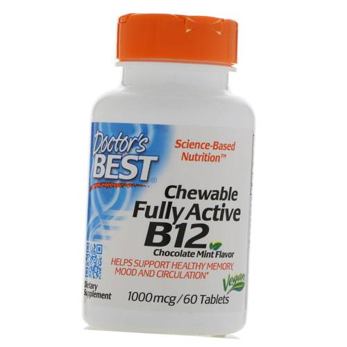 Chewable Fully Active B12