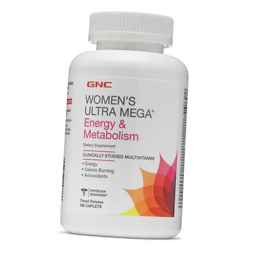 Women's Ultra Mega Energy and Metabolism