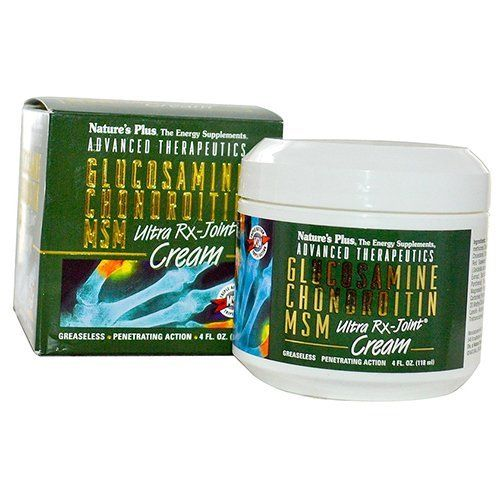 Glucosamine/Chondroitin/MSM Ultra Rx-Joint Cream