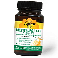 Метилфолат, Methylfolate, Country Life
