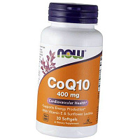 CoQ10 400 Now Foods