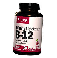 Methyl B-12 500 Jarrow купить