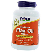 High Lignan Flax Oil