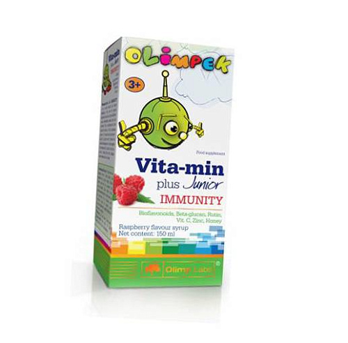 Vitamin Plus Junior immunity