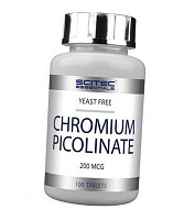 Поликотинат Хрома, Chromium Picolinate, Scitec Essentials