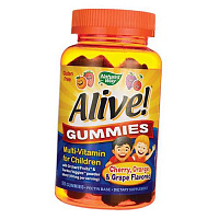 Alive! Gummies Multi-Vitamin for Children