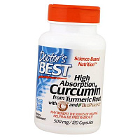 High Absorption Curcumin from Turmeric Root 500