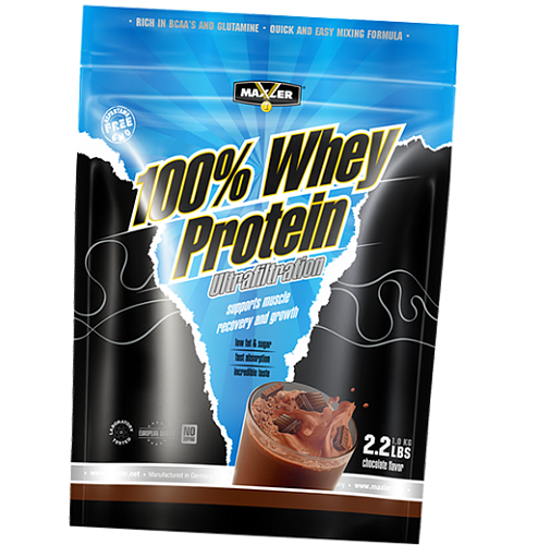 100% Whey Protein Ultrafiltration