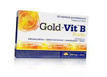Витамины группы В, Gold Vit B Forte, Olimp Nutrition