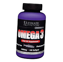 Ultimate Nutrition Омега 3