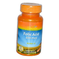 Folic Acid plus B-12 800