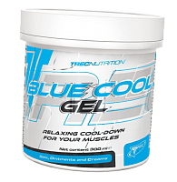 Blue Cold Gel