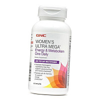 Women's Ultra Mega Energy and Metabolism One Daily