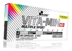 Vita-Min Multiple Sport 40 Plus (60капс )