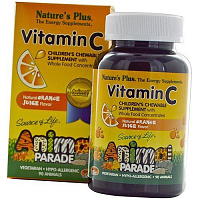 Animal Parade Vitamin C Childrens