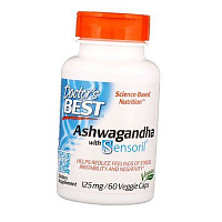 Ashwagandha with Sensoril Doctor's Best