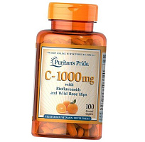 Vitamin C-1000 with Bioflavonoids and Rose Hips