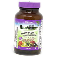 Мультивитамины без железа, Multinutrient Formula Iron Free, Bluebonnet Nutrition