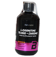 L-Carnitine 70.000+Chrome