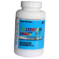 Multivitamin Tablet A-Z