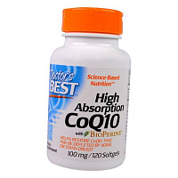 High Absorption CoQ10 100 Softgel