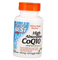 High Absorption CoQ10 200 Softgel