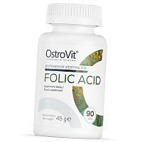 Фолиевая кислота, Folic Acid, Ostrovit