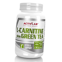 L-Carnitine Plus Green Tea