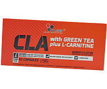 CLA with Green Tea plus L-carnitine Sport Edition