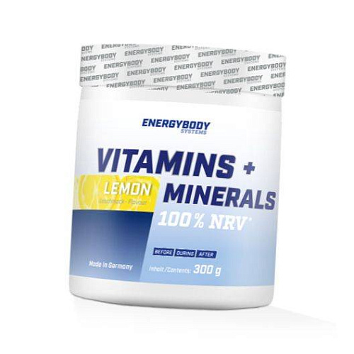 Vitamins plus Minerals Powder