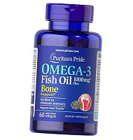 Omega-3 Fish Oil 1000 Bone Support