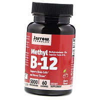 Метил В12, Methyl B-12 5000, Jarrow Formulas