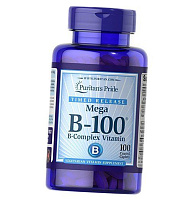 Vitamin B-100 Complex Timed Release