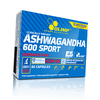 Ashwagandha 600 Sport от магазина Foods-Body.ua