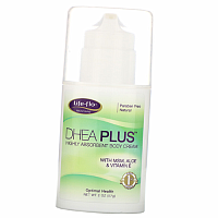 DHEA Plus Highly Absorbent Body Cream