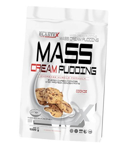 Mass Cream Pudding
