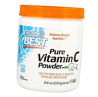 Pure Vitamin C with Q-C Doctor's Best