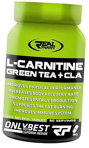 L-Carnitine Green Tea + CLA