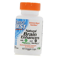 Natural Brain Enhancers Doctor's Best