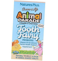 Animal Parade Tooth Fairy Children's