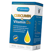 Curcumin & Vitamin D3 Foods-Body.ua