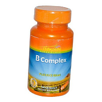 Vitamin B Complex With Rice Bran