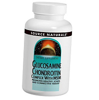 Glucosamine Chondroitin Complex with MSM
