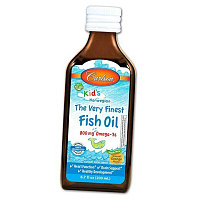 The Very Finest Fish Oil for Kids от магазина Foods-Body.ua
