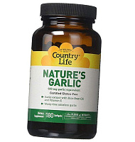 Nature's Garlic 500